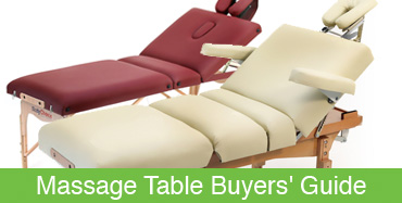 Massage Table Buyers Guide