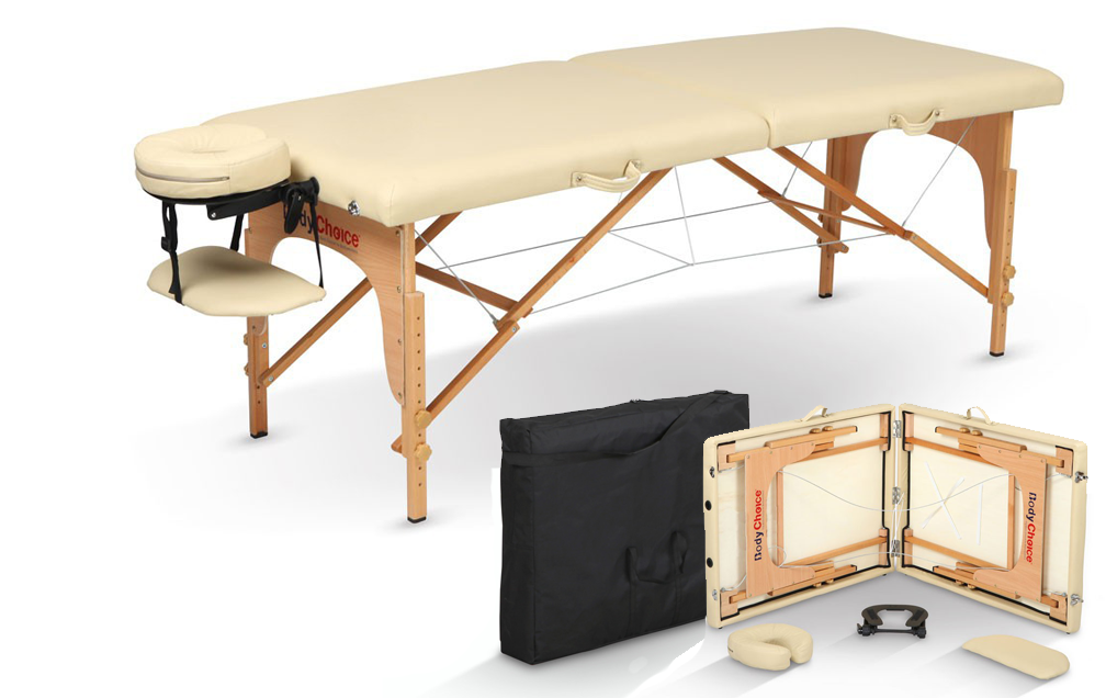 ecobasic bodychoice massage table