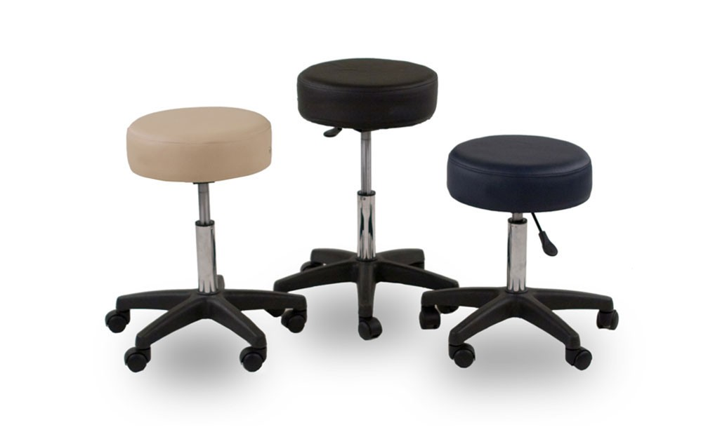 Rolling Mage Stool Chairs