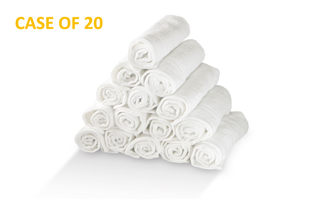 10-pc Spa Towels - Case of 20
