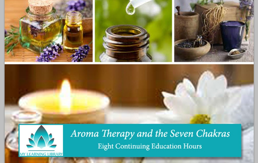 Aromatherapy and the Seven Chakras 8 CEs  01