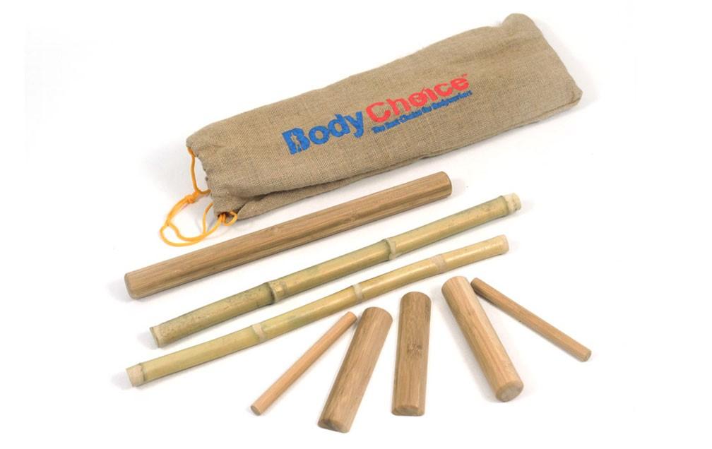 BodyChoice Bamboo Tool Starter Set