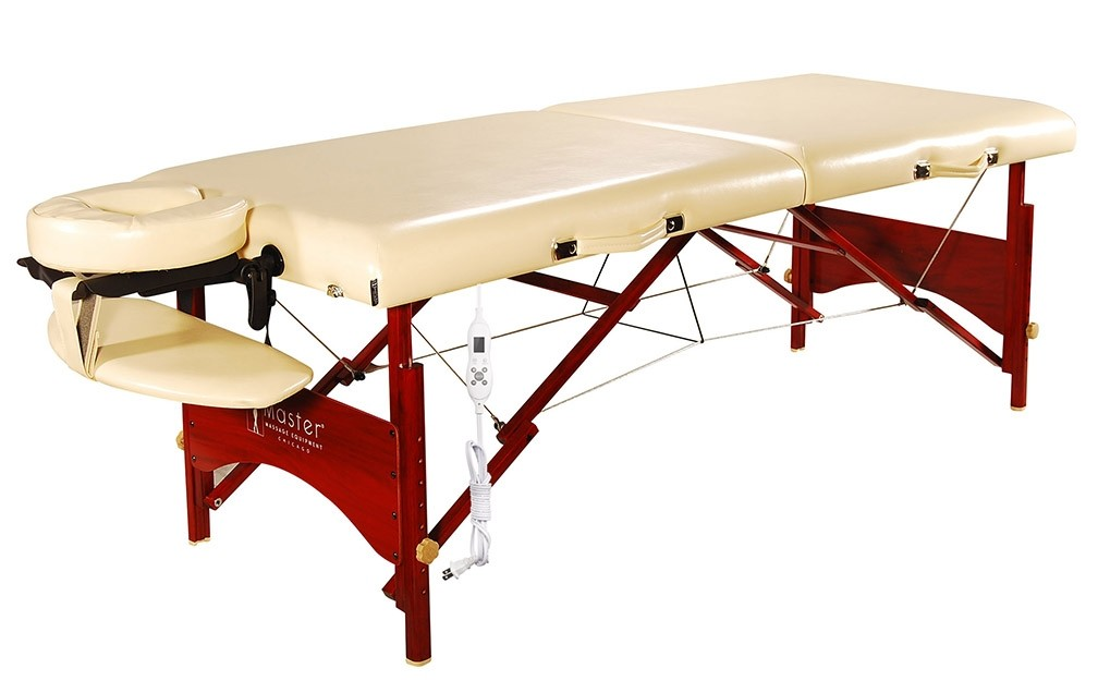 Caribbean Therma Top Pro Master Massage Table
