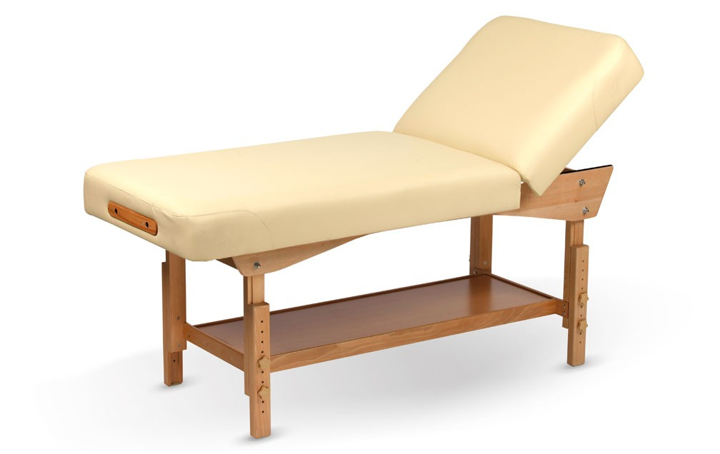 Classico BodyChoice Stationary Massage Table innovative built-in pneumatic gas-lift system