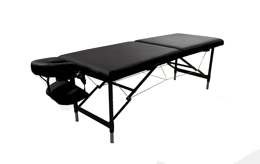 Eco-Lite BodyChoice Massage Table Package - Black
