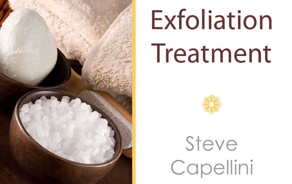 Steve Capellini Spa Exfoliation Treatment 3 CE Hours Online Course
