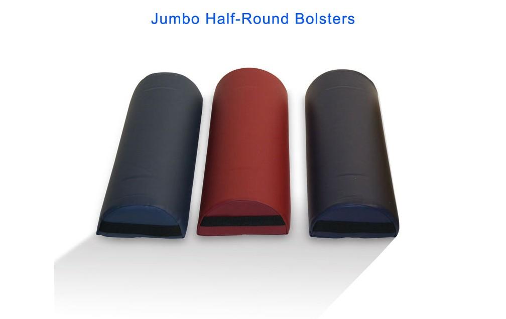 Bolsters - Jumbo Half-Round