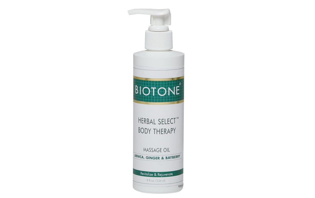 Biotone Herbal Select Body Therapy Massage Oil
