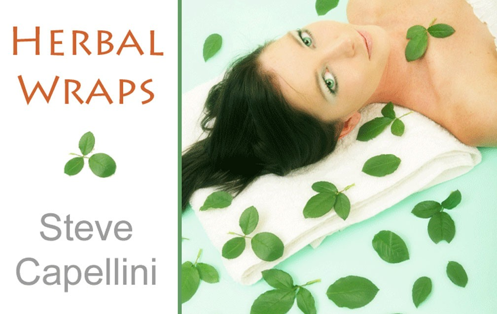 Steve Capellini Spa Herbal Wraps 3 CE Hours Online Course