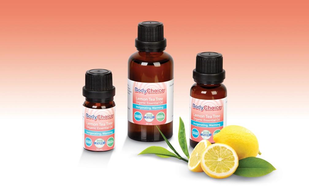 Lemon Tea Tree Essential Oil 01