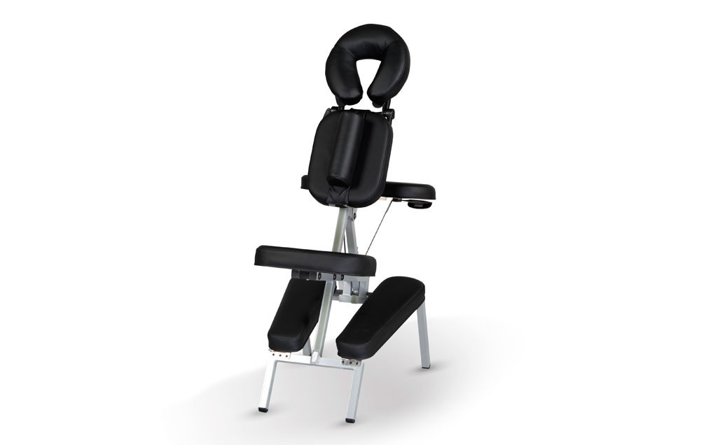 Luxe BodyChoice Chair - Black - 01