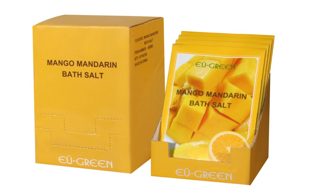 Mango Mandarin Bath Salts