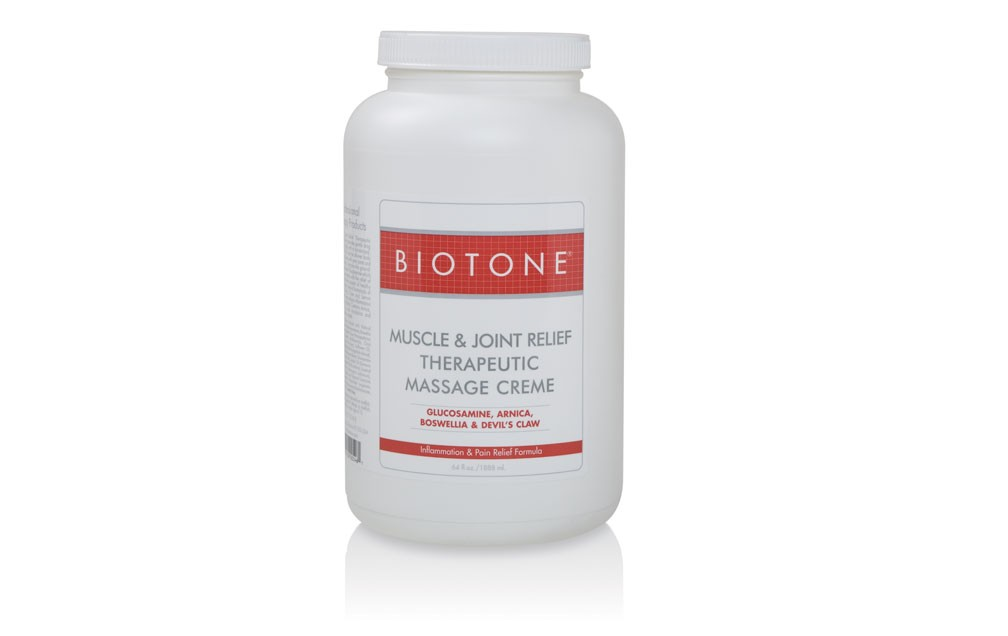 Biotone Muscle & Joint Relief Therapeutic Massage Cream