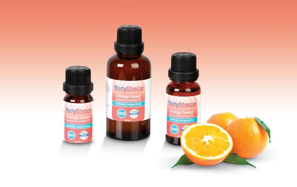 Orange Essential Oil 02