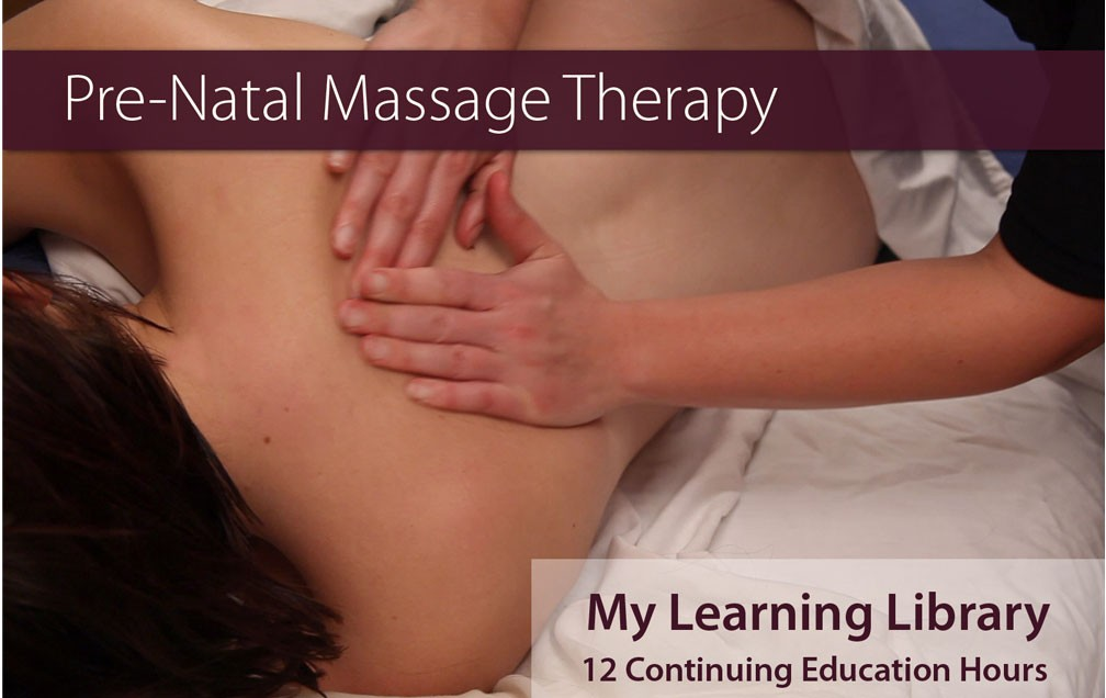 Prenatal Massage 12 CE Hours Online Course