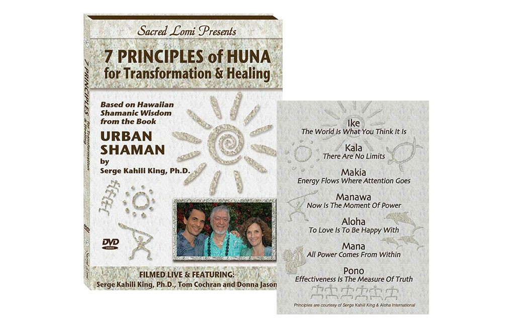 7 Principles of Huna