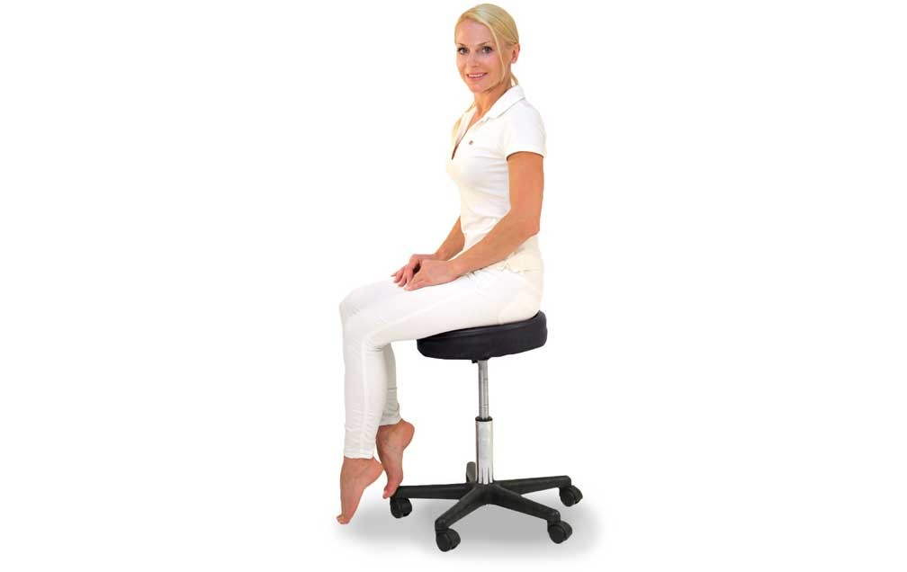 Rolling Massage Stool 01