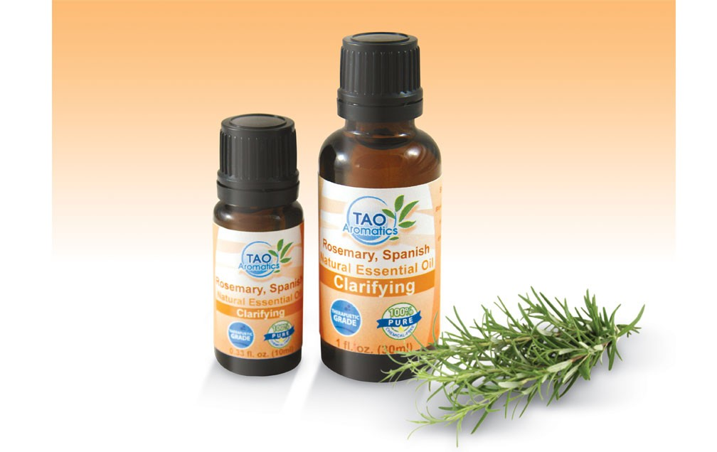 Rosemary, Spanish Essential Oil