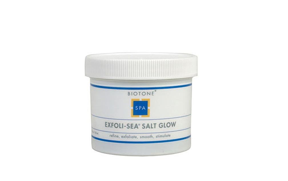Biotone Exfoli-Sea Salt Glow - 4 Ounces 01