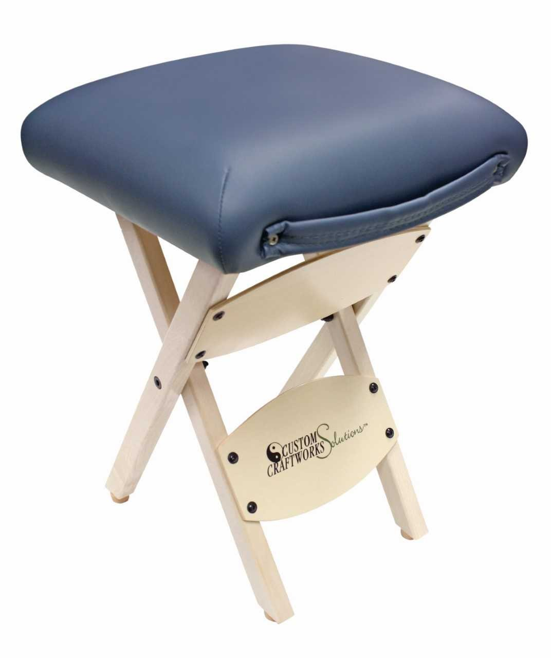 Custom Craftworks Solutions Folding Stool