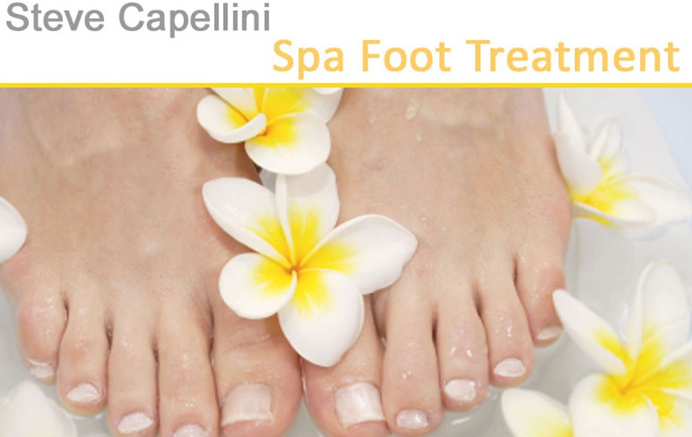 Steve Capellini Spa Foot Treatment 3 CE Hours Online Course