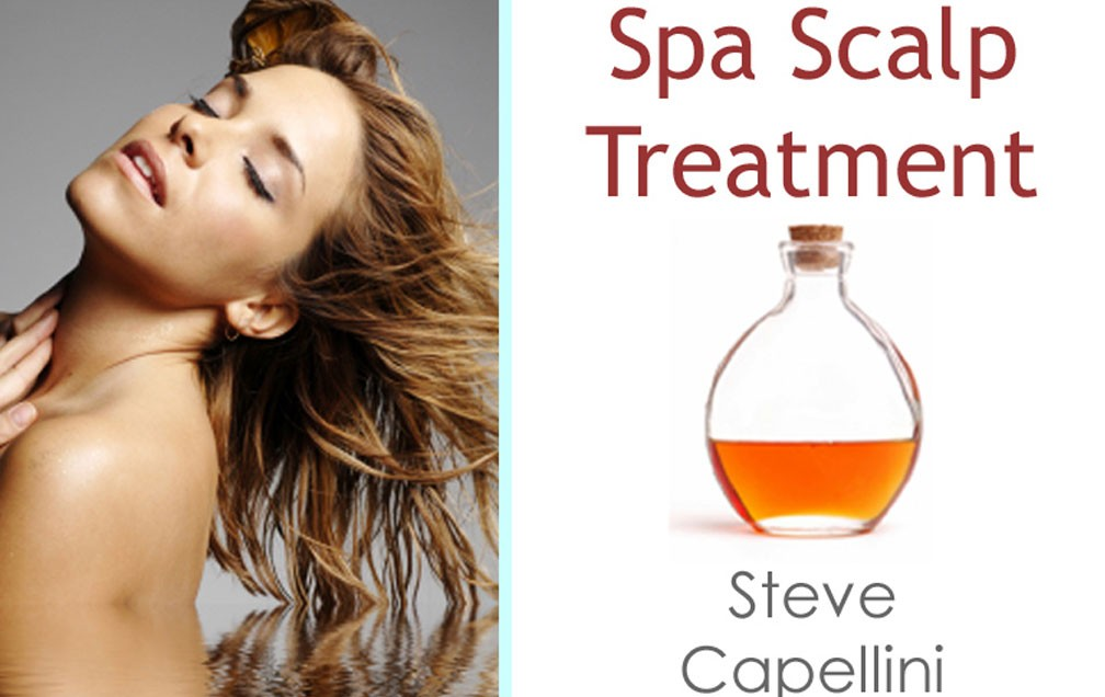 Steve Capellini Spa Scalp Treatment 3 CE Hours Online Course