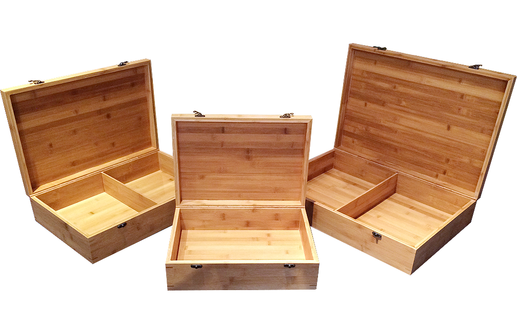Bamboo Boxes 01