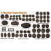 Peruvian Naturally Shaped Massage Stones 07
