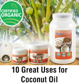 10 Great Uses for Coconut Oil