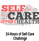 24 Hours of Self-Care Challenge