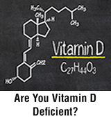 Are you Vitamine D Deficient