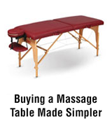 Buying a Massage Table Made Simpler