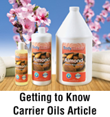 Getting to Know Carrier Oils