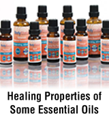 Healing Properties of Some Essential Oils