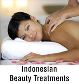 Indonesian Beauty Treatments
