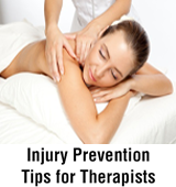 Injury Prevention Tips For Massage Therapists