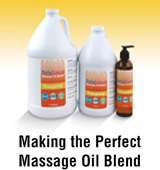 Making the Perfect Massage Oil Blend