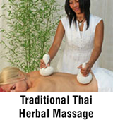 Traditional Thai Herbal Massage
