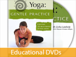 Massage Educational DVDs