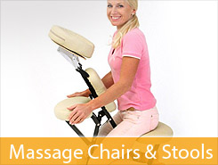 Massage Chairs and Stools