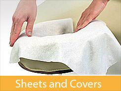 Massage Table Sheets and Covers