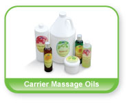 Carrier Massage Oils