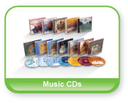 Massage Music CDs