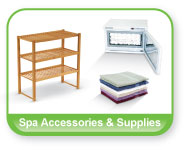 Spa Accessories and Supplies