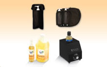 Oil Accessories and Cleaner