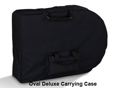Oval Deluxe Carrying Case