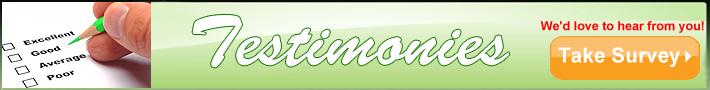 testimonial banner